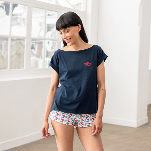 Ensemble T-shirt/short pyjama