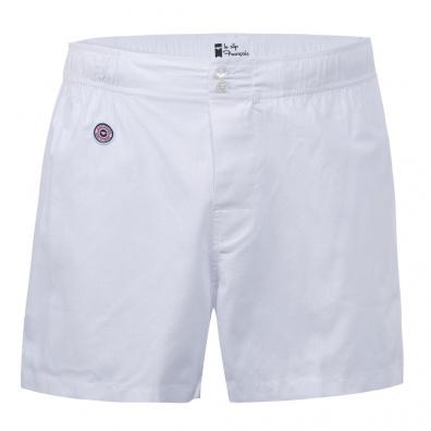 BOXER SHORTS - Le Jacques - White boxer short
