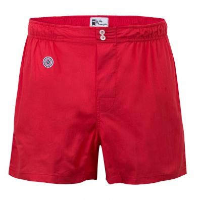 BOXER SHORTS - Le Jacques - Red boxer short
