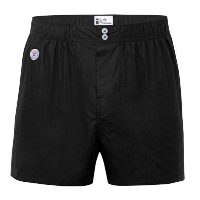 BOXER SHORTS - Le Jacques - Black boxer short