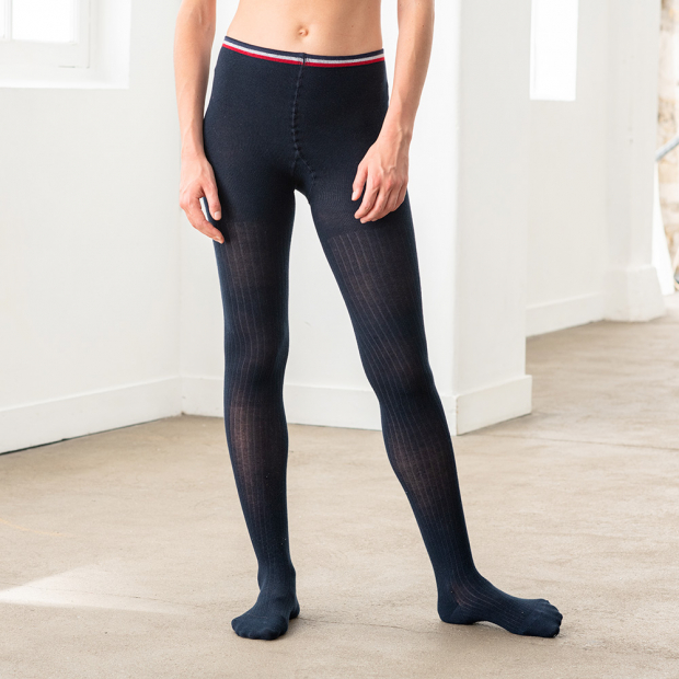 Cotton tights opaques