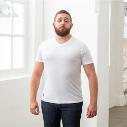 Le Julien - Weißes T-Shirt