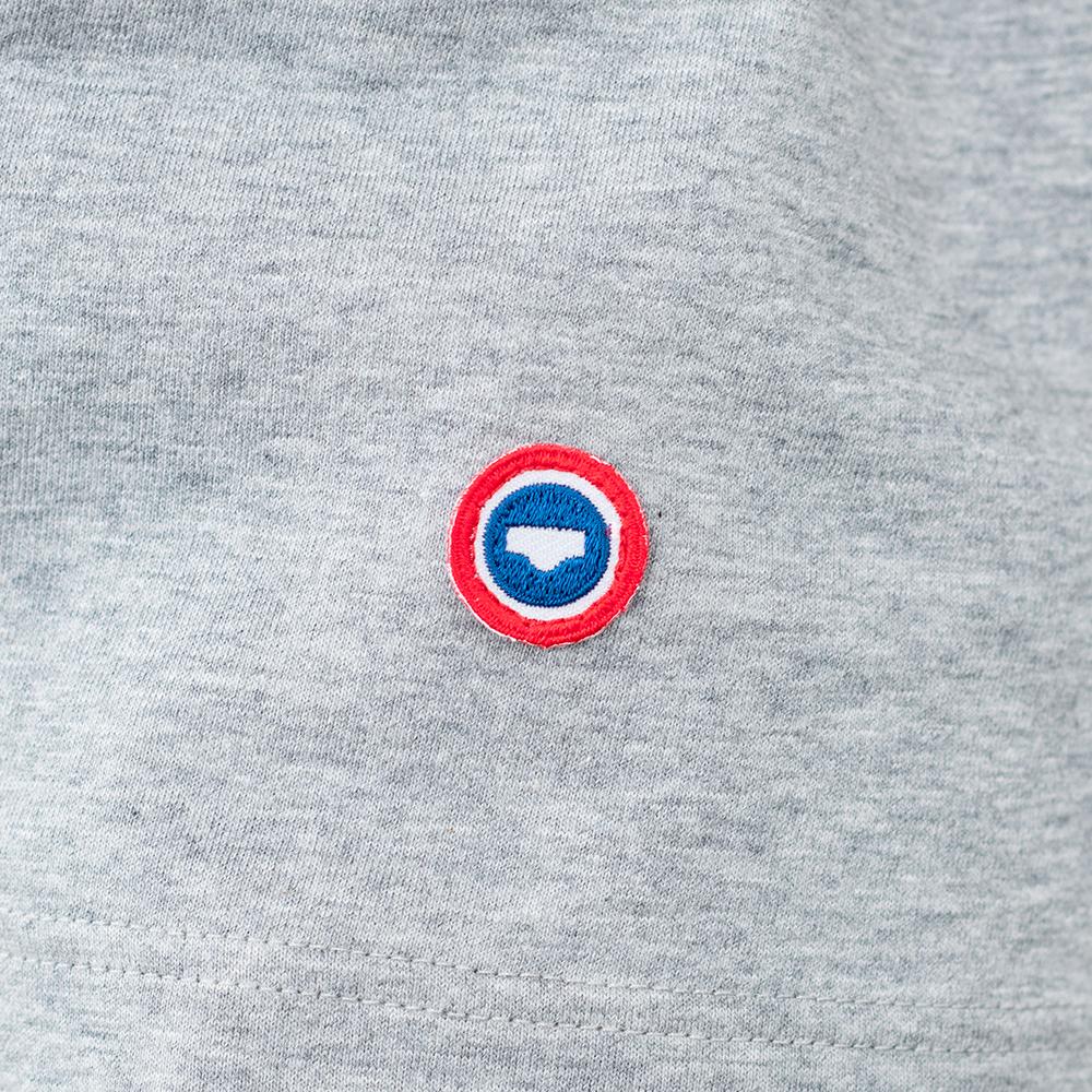 Tshirt Homme Le Julien Gris Chine Le Slip Français