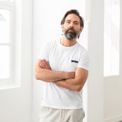 Le Juan - T-shirt blanc