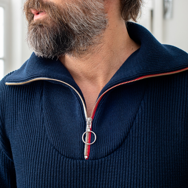 Pull homme camionneur
