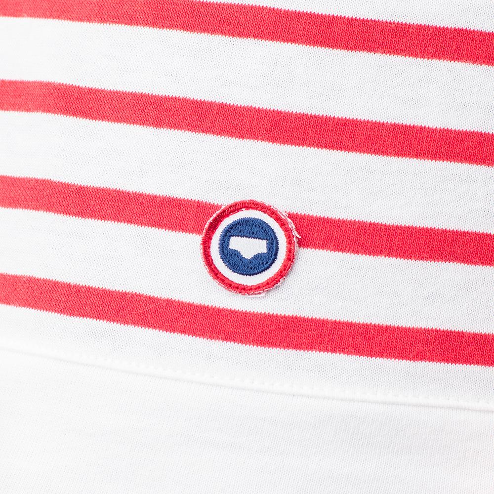 Tshirt Homme Le Marin Mariniere Rouge Le Slip Français