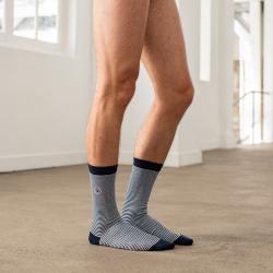 Les Lucas - Striped socks