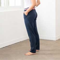 Le Toudou - Blaue Schlafanzughose