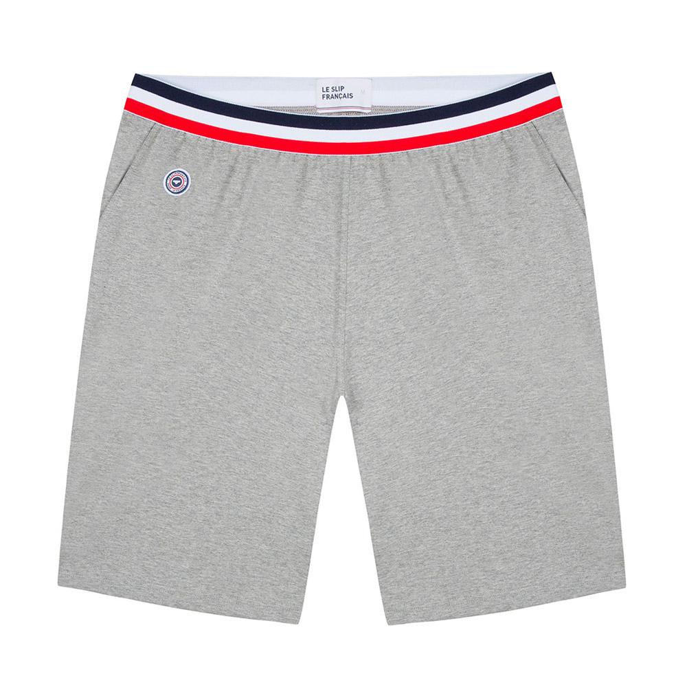 Pyjama Bas Homme Gris Chiné Le Slip Français