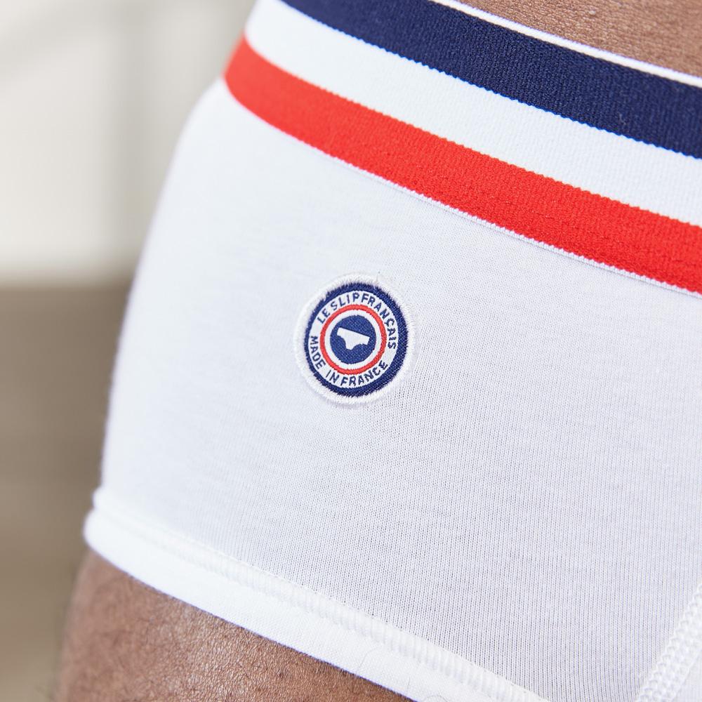 Slip Homme Blanc Le Slip Français