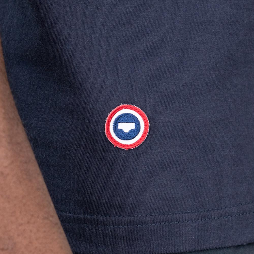 Le jean f COPILOTE MARINE - Tshirt COPILOTE MARINE