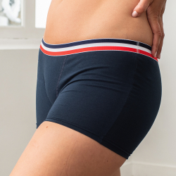 La manon Navyblue - Navyblue boxer brief for her