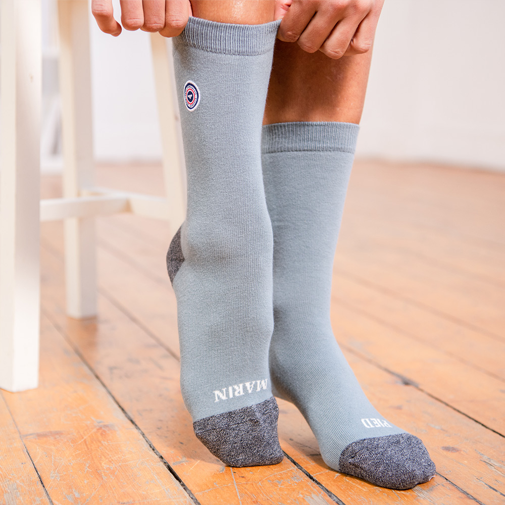 Les lucas PIED MARIN - Chaussettes PIED MARIN
