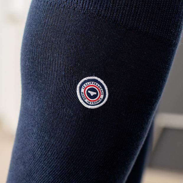 Chaussettes hautes en coton