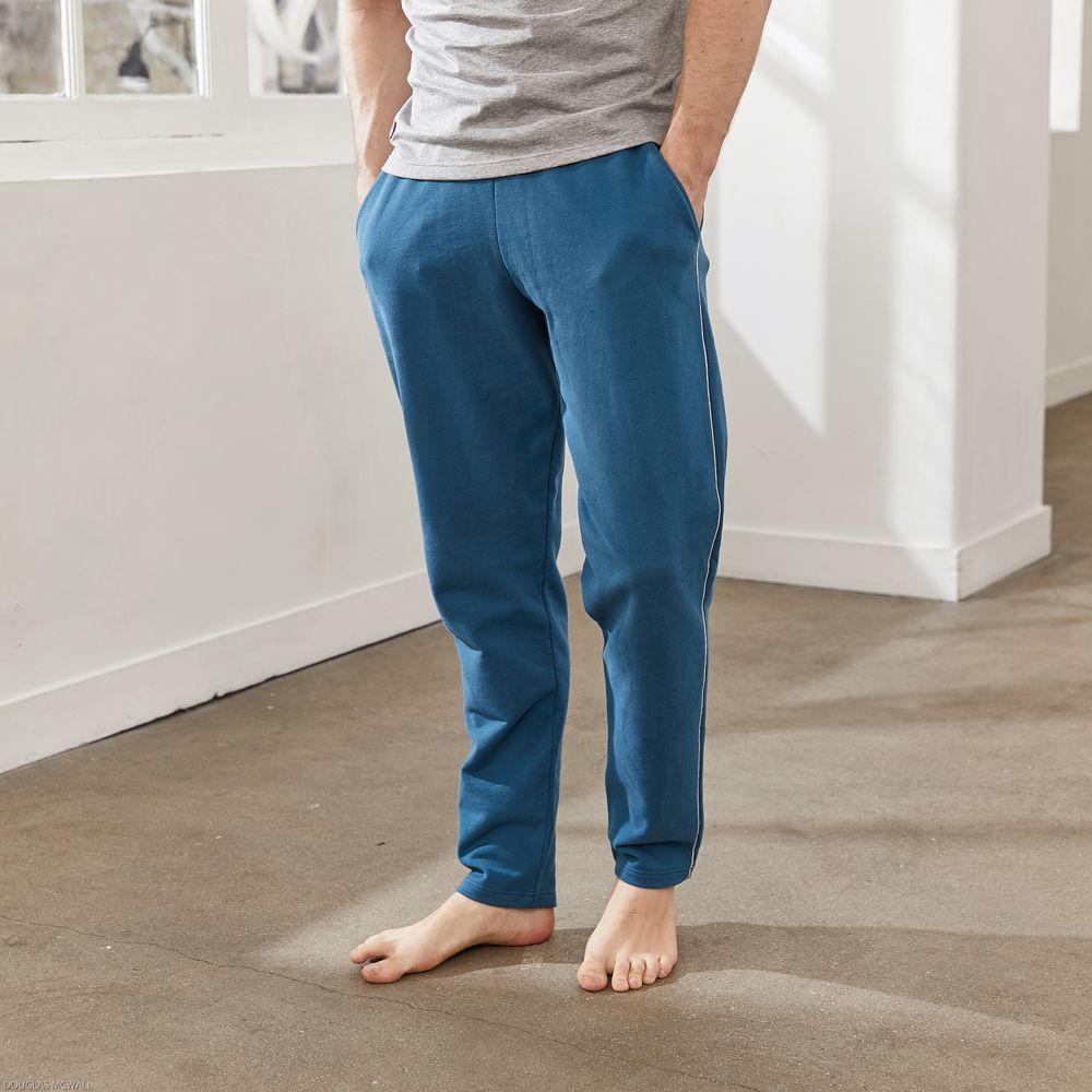 Easywear Bas Mixte Bleu Paon Le Slip Français