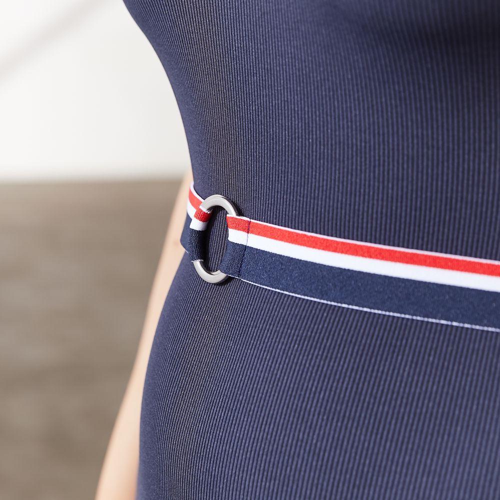 Une Piece Femme Bleu Marine Le Slip Français
