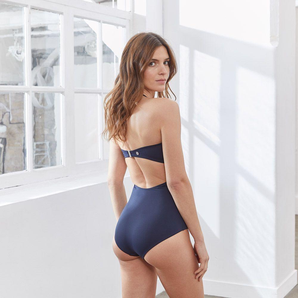 Une Piece Femme Mistral Marine Le Slip Français