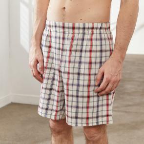 Pyjamashort aus Bio-Baumwolle