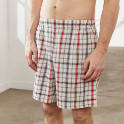 SHORT PYJAMA LE JACQUES ML madras
