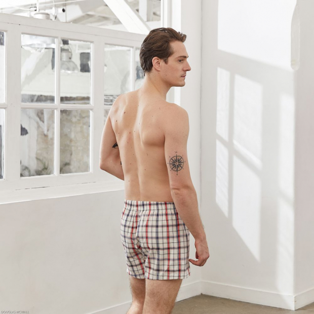 Boxer brief from organice cotton