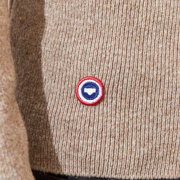 Sweater from French wool