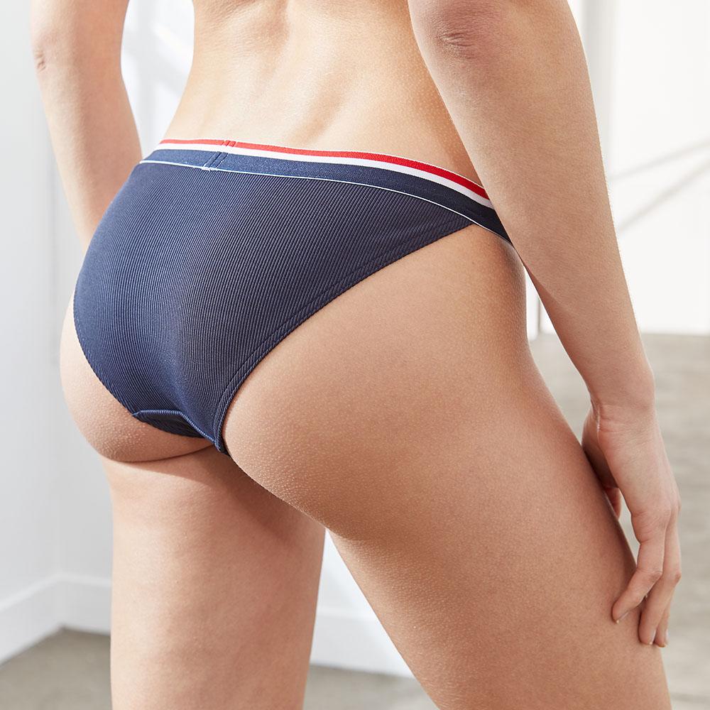 Bikini Femme La Ecume Bleu Le Slip Français