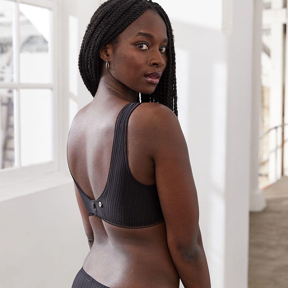 Soutien Gorge Femme Noir Le Slip Français
