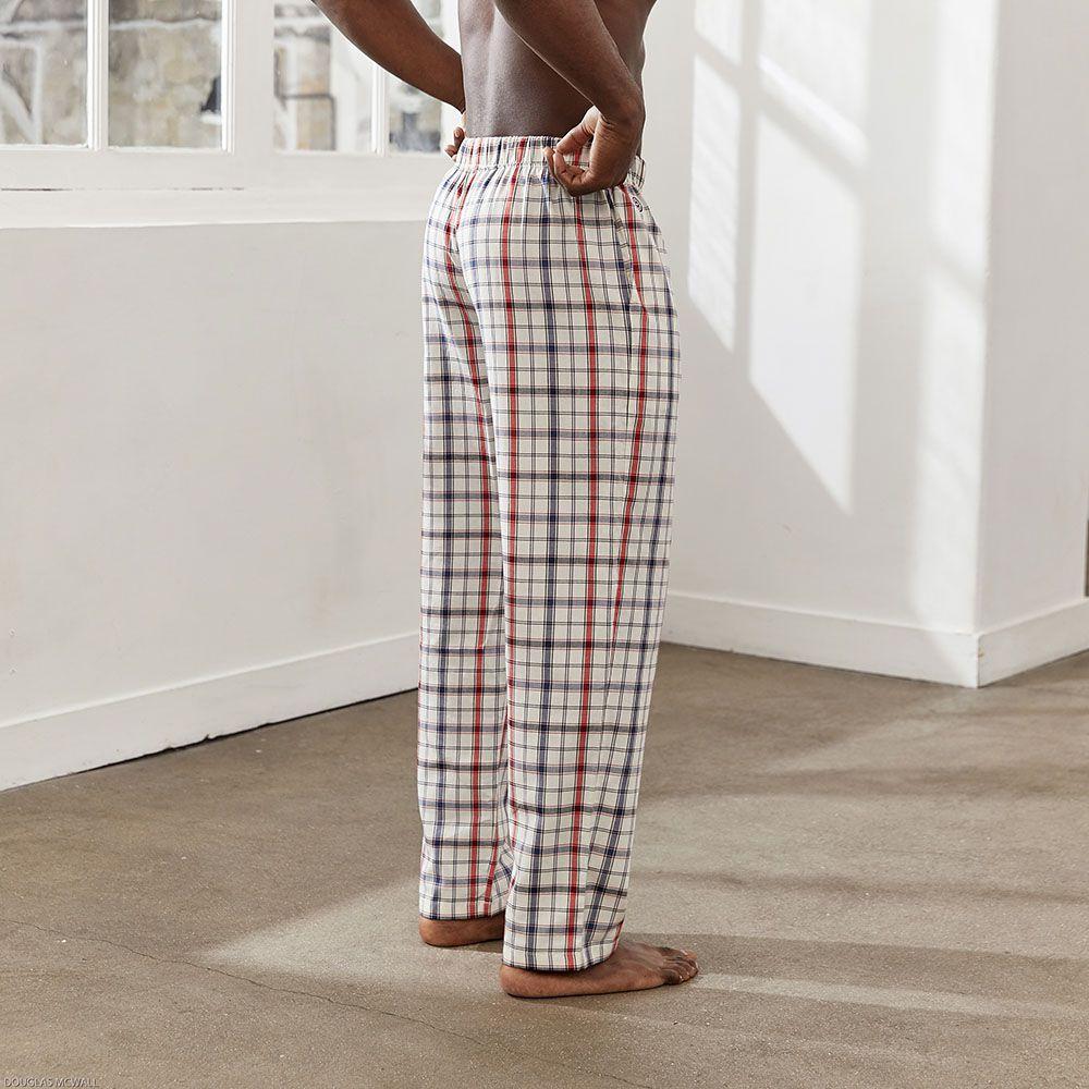 Pyjama Bas Homme Madras Le Slip Français