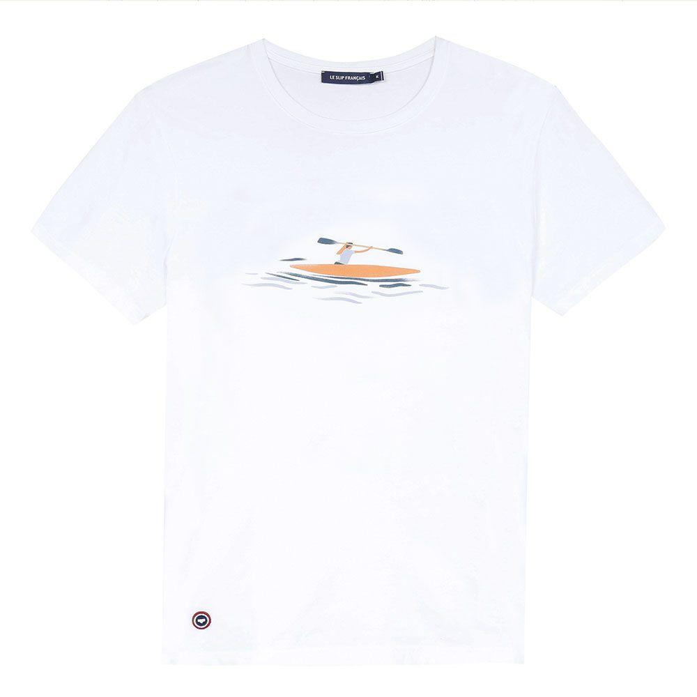 Easywear Haut Mixte Blanc/Kayak Le Slip Français