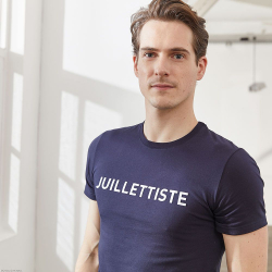 TSHIRT COL ROND LE JEAN F juillettiste