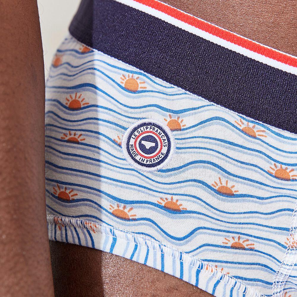 Sous Vetement Pack Homme Kay/Hor/Bleu Le Slip Français