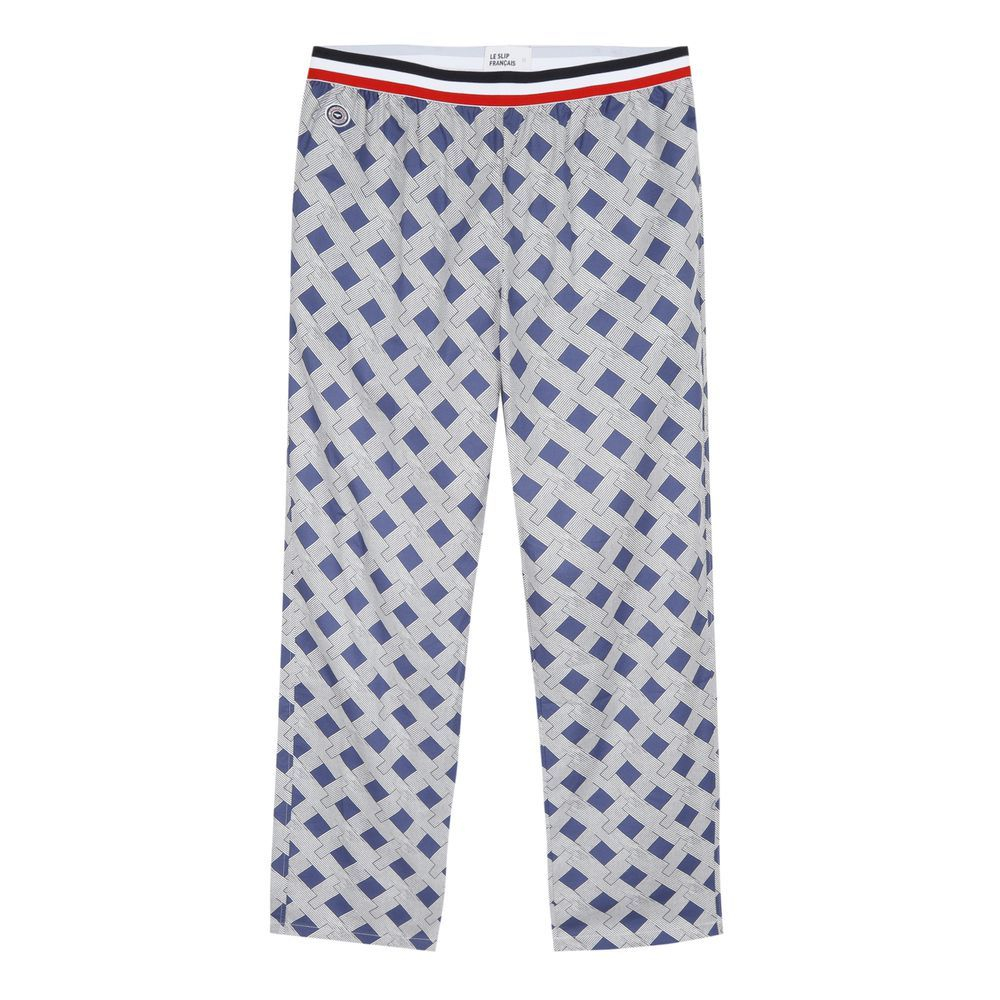 Pyjama Bas Homme Cannage Le Slip Français