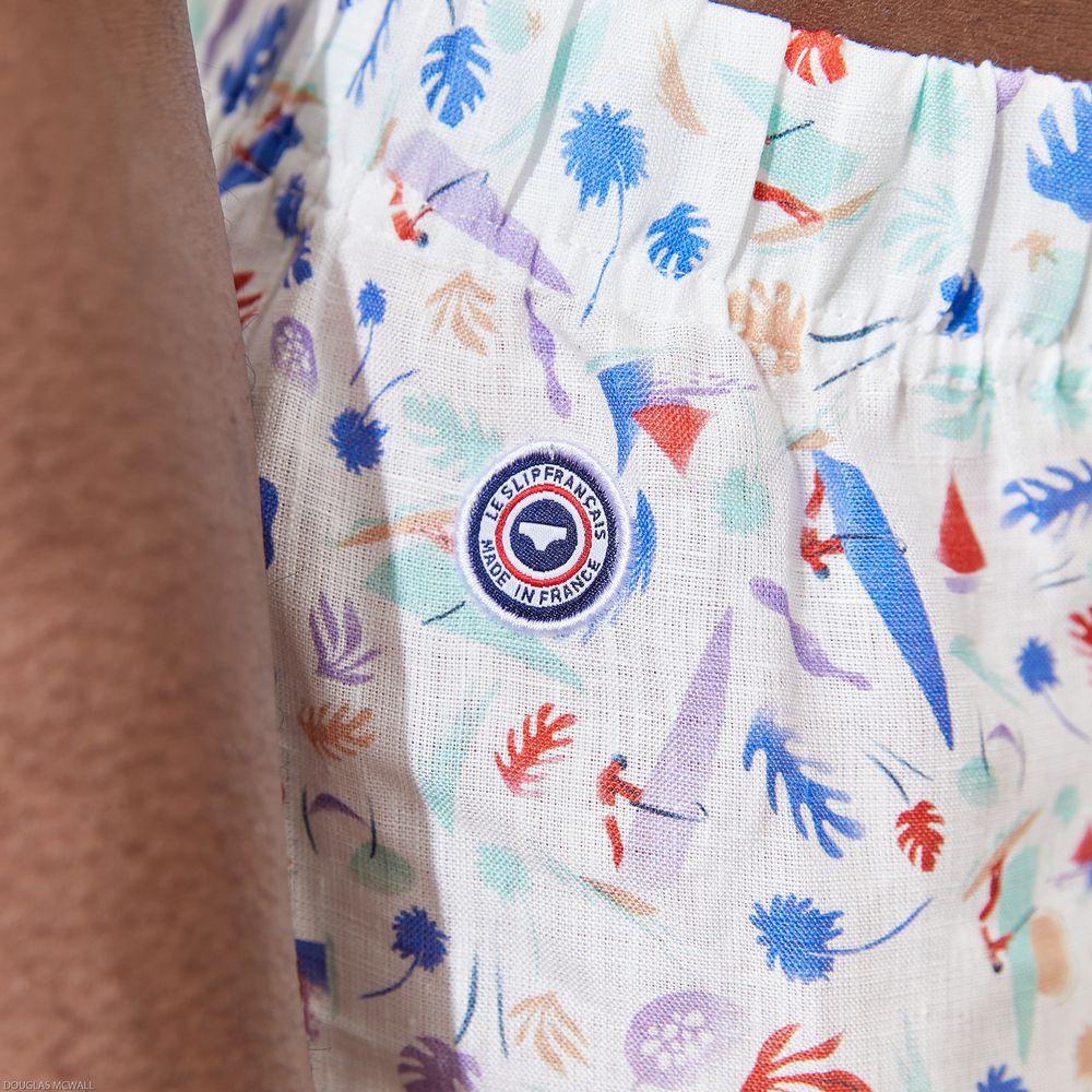 Calecon Homme Tropiques Le Slip Français