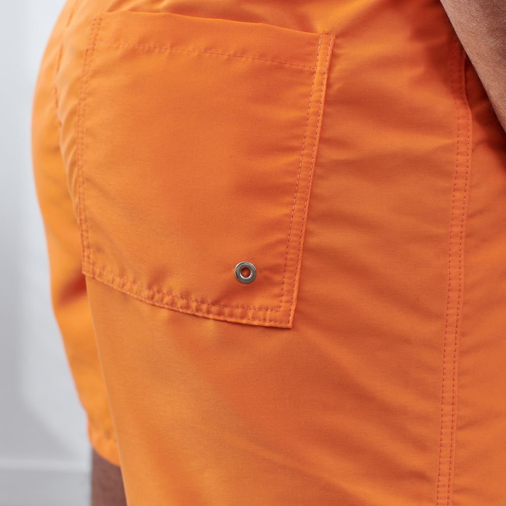 Short De Bain Homme Orange Le Slip Français
