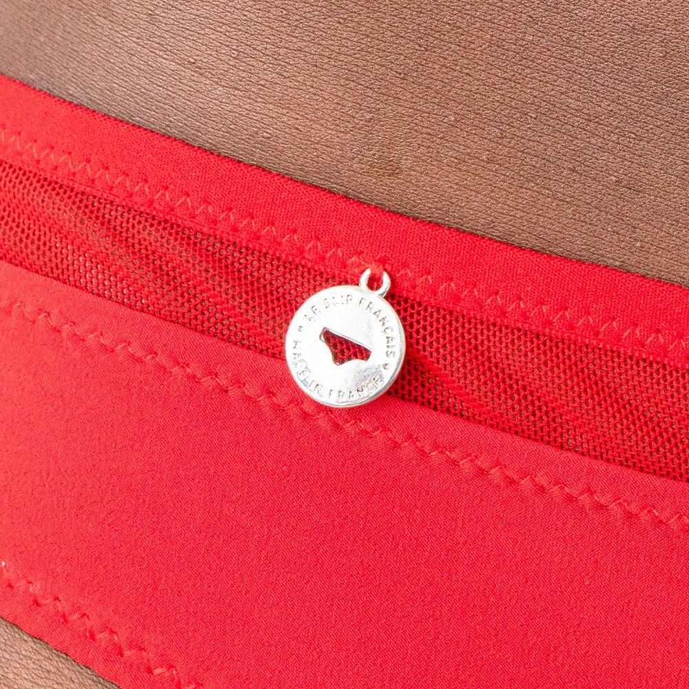 Culotte Et Bas Femme Rouge Le Slip Français
