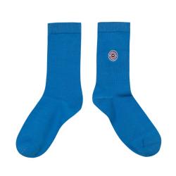 Les Lucas - Electric blue socks