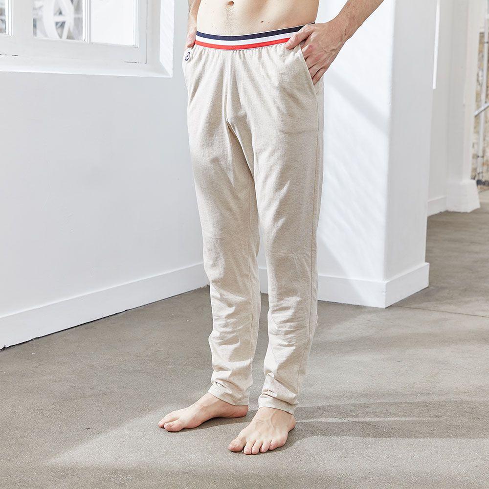 Pyjama Bas Homme Sable Chine Le Slip Français