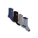 Les Lucas Quatro Quatro de chaussettes en coton