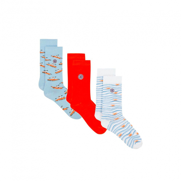 Mulitpack cotton socks