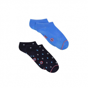 2er Pack Sneakersocken