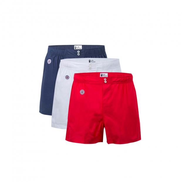 3 pack boxershorts
