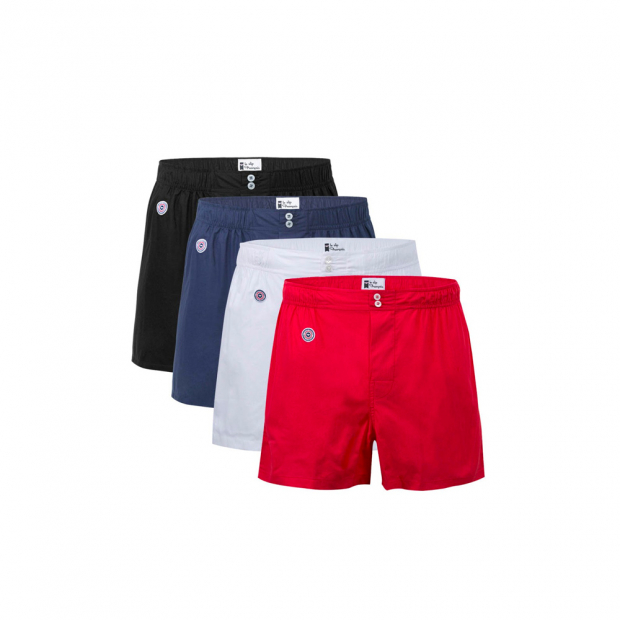 4er-Pack Boxershorts