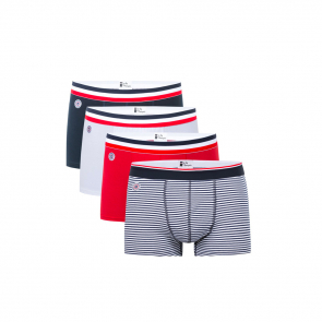 4er Pack Trunkshorts