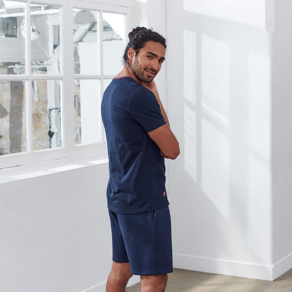 Easywear Haut Homme Bleu Marine Le Slip Français