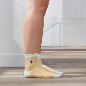 Chaussettes courtes en coton