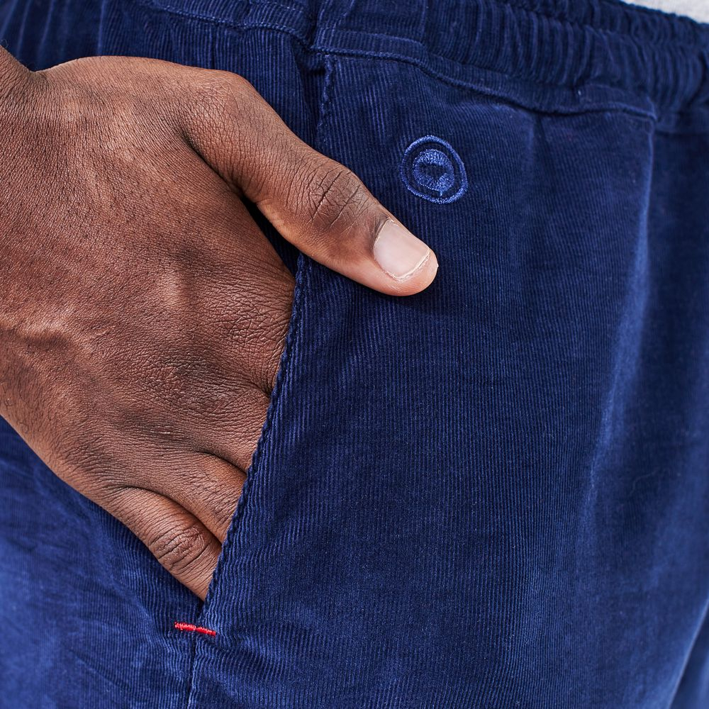Easywear Bas Homme Bleu Marine Le Slip Français