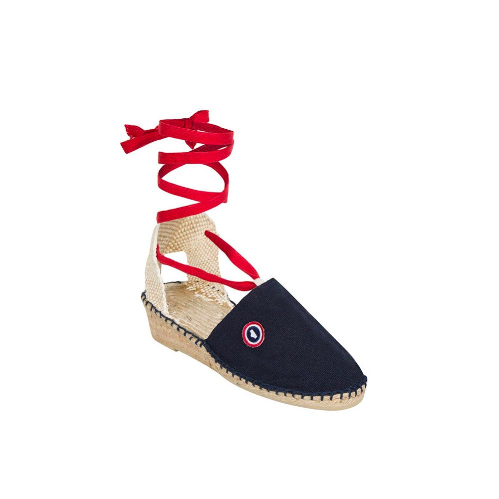 Chaussure Mixte Ecru/Marine Le Slip Français
