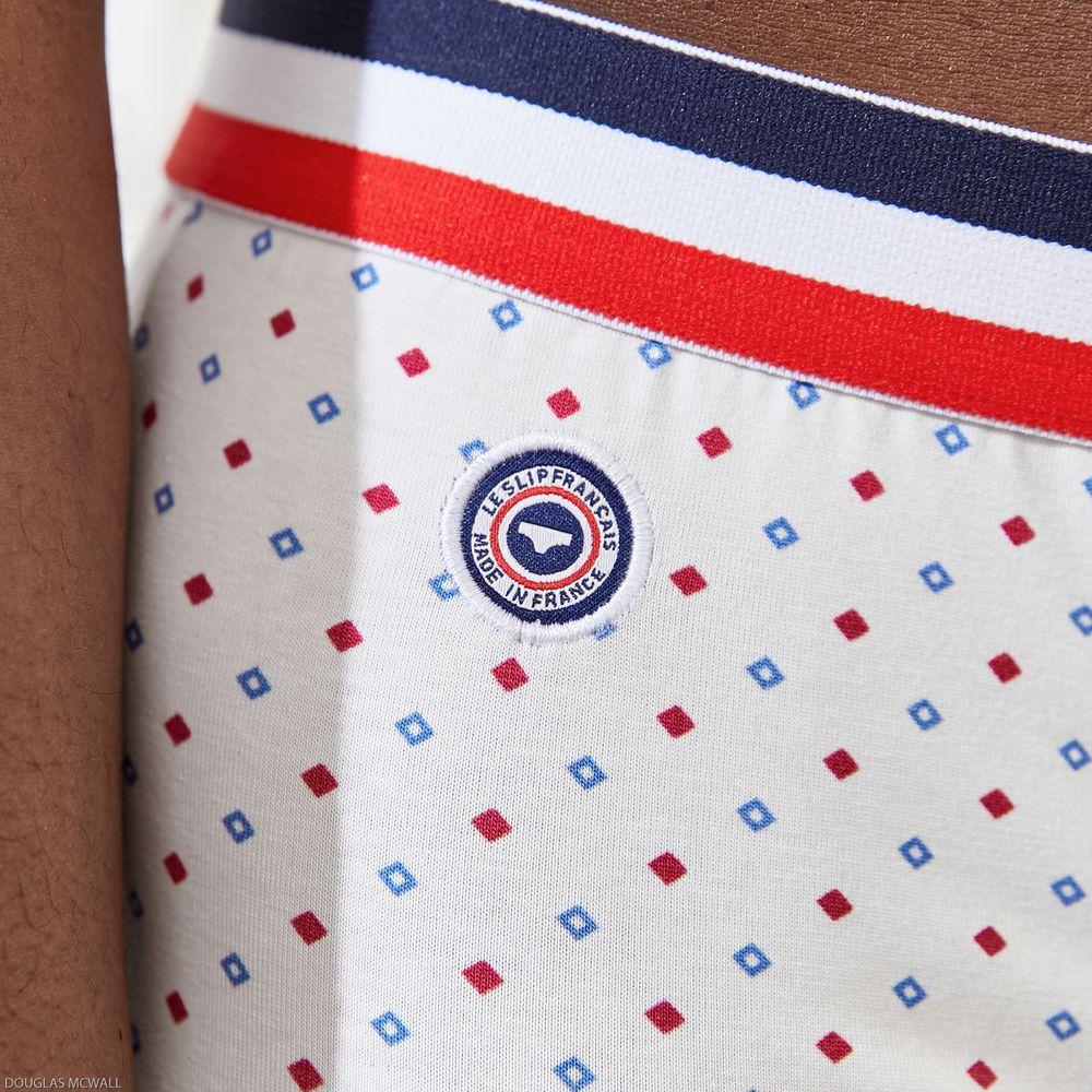Sous Vetement Pack Homme Cravat Mar/Cravat Bl Le Slip Français