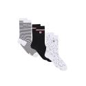 Les Lucas Trio 3 pairs of organic cotton socks