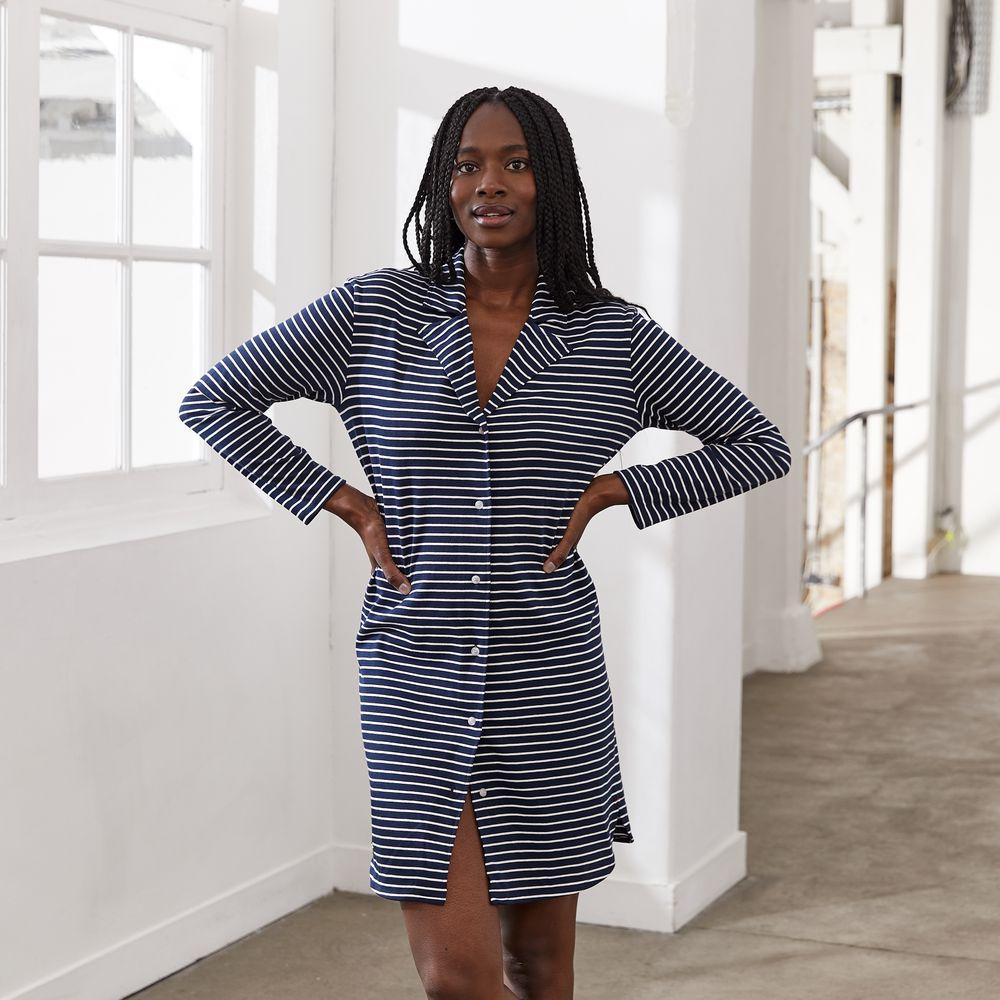 Pyjama Haut Femme Mariniere Le Slip Français
